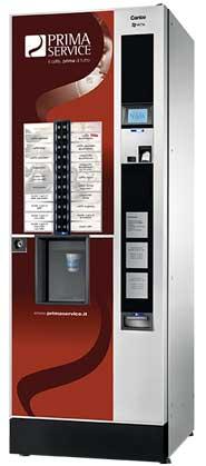 Distribuzione automatica: dal semplice caffè a gelati e bevande genuine