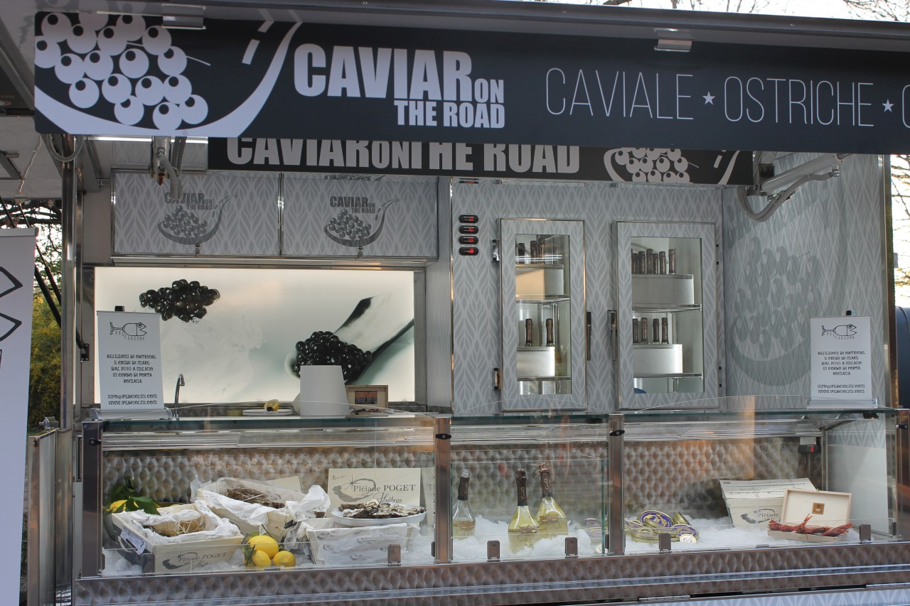 Caviale sì, ma made in Italy